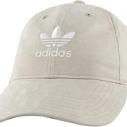 adidas Originals Women's Relaxed Plus Adjustable Strapback Cap | Amazon (US)