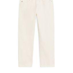 REGULAR Cropped Jeans                         €69   ARKET