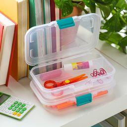 Sterilite Pencil Box Clear | Target