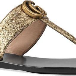GG T-Strap Sandal | Nordstrom | Nordstrom