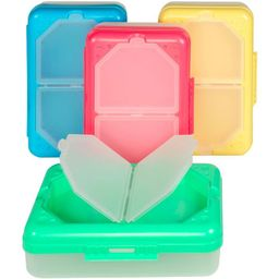 C-Line Storage Box with 3 Compartments, Colors Vary | Target