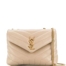 Loulou quilted shoulder bag   Farfetch (US)