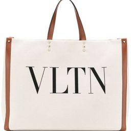 VLTN shopping bag | Farfetch (US)