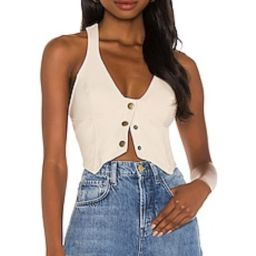Free People Vera Vesty Cami in Moon Rising from Revolve.com   Revolve Clothing (Global)