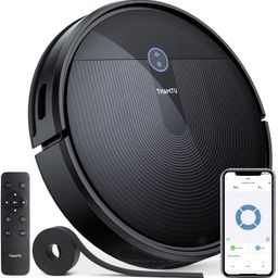 Thamtu G11 Robot Vacuum Cleaner with New Generation of Dynamic Navigation, 150Min Runtime, 2500Pa...   Amazon (US)