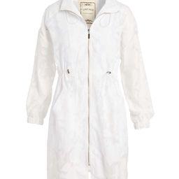 Vintage Concept Women's Non-Denim Casual Jackets WHITE - White Zip-Up Anorak - Women   Zulily