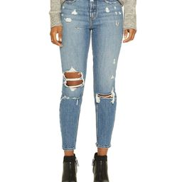 Silver Jeans Co. Women's Denim Pants and Jeans IND - Indigo East End Distressed Jeans - Women | Zulily