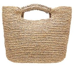 florabella Small Napa Lux Bag in Almond & Silver from Revolve.com | Revolve Clothing (Global)