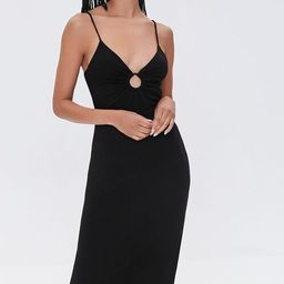 Cami Cutout Dress | Forever 21 (US)