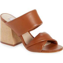 Masterful Block Heel Slide Sandal   Nordstrom Canada