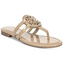 Circus by Sam Edelman Women's Canyon Medallion Flat Sandals & Reviews - Sandals - Shoes - Macy's   Macys (US)