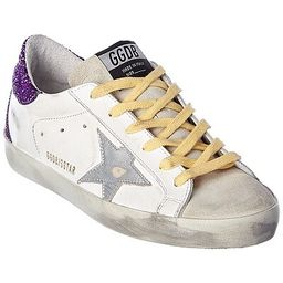 Golden Goose Superstar Leather Sneaker | Gilt