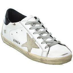 Golden Goose Superstar Leather & Suede Sneaker | Gilt
