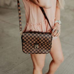 Olivia Crossbody Bag - Brown | Mindy Mae's Market
