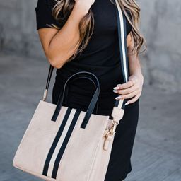 Jasmine Tote Bag - Natural | Mindy Mae's Market