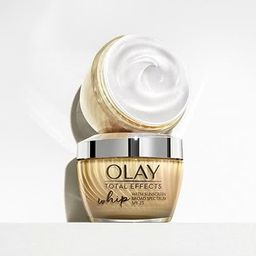 Total Effects Whip   Face Moisturizer   SPF 25   Olay