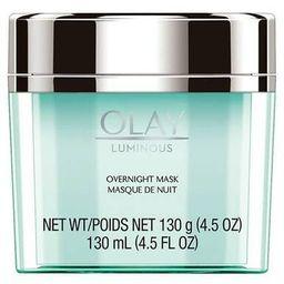 Luminous   Overnight Gel Face Mask   Olay