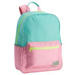 Astor Backpack - Pink & Teal | West Elm (US)