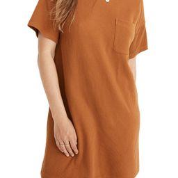 Rib T-Shirt Dress | Nordstrom