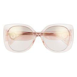 56mm Butterfly Sunglasses | Nordstrom | Nordstrom