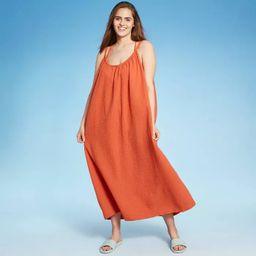 Women's Midi Cover Up Dress - Kona Sol™ | Target