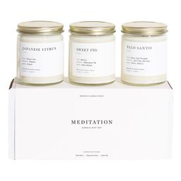 Studio Set of 3 Scented Candle Gift Set | Nordstrom