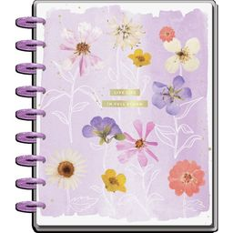 The Happy Planner® Life In Bloom Floral Classic 18 Month Planner, June 2021 - December 2022 | Walmart (US)