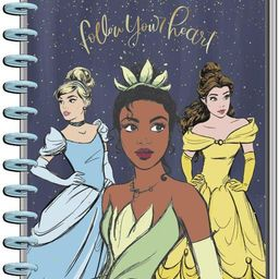 2021 Disney© Princess Strong at Heart Big Horizontal Happy Planner - 12 Months | The Happy Planner