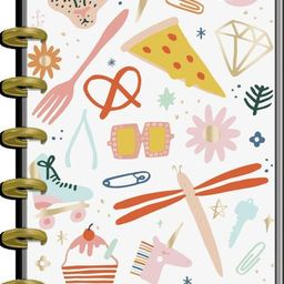 2021 Life In Doodles Mini Horizontal Happy Planner - 12 Months | The Happy Planner