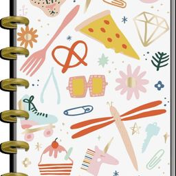 The Happy Planner Mini Sized 12 Month Planner - Life in Doodles Theme - July 2021 - June 2022 - V... | Amazon (US)