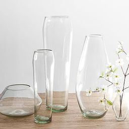 Nouvel Handcrafted Recycled Glass Vases | Pottery Barn (US)