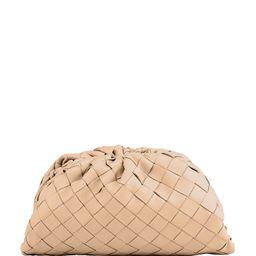 Bottega Veneta The Intrecciato Mini Pouch Crossbody Bag | Neiman Marcus