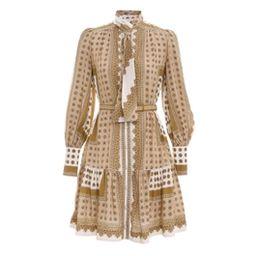 Scarf Mini Dress | ZIMMERMANN (APAC)