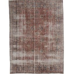 Large Vintage Distressed Rug from Iran | Rejuvination