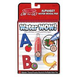 Melissa & Doug Water Wow! - Alphabet   Ellifox