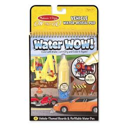 Melissa & Doug Water Wow! - Vehicles   Ellifox