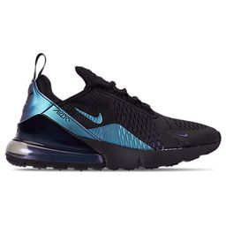 NIKE Men's Air Max 270 Casual Shoes, Black - Size 9.0   Finish Line (US)