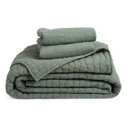 Soft Wash Wave Quilt & Sham Set | Nordstrom