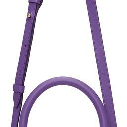 Purple La Montagne 'Le Chiquito Moyen' Bag | SSENSE