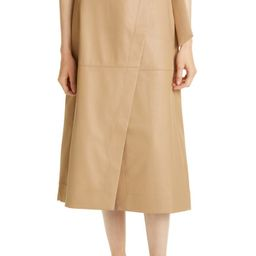 Wrap A-Line Skirt | Nordstrom