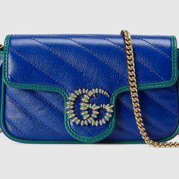 GG Marmont super mini bag | Gucci (US)