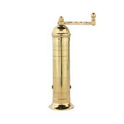 European Brass Pepper Mill   McGee & Co.