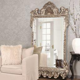 Traditional Beveled Full Length Mirror | Wayfair North America