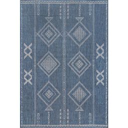nuLOOM Aria Global Transitional Indoor and Outdoor Area Rug   Target