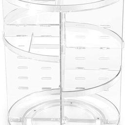 360° Rotating Makeup Organizer, Spinning Bathroom Organizer Countertop, Cosmetic Organizer Makeu...   Amazon (US)