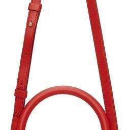 Red La Montagne 'Le Chiquito Moyen' Bag | SSENSE