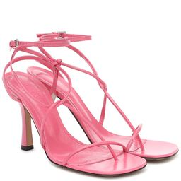 BV Line leather sandals | Mytheresa (UK)