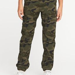 Built-In Flex Ripstop Cargo Joggers for Boys | Old Navy (US)