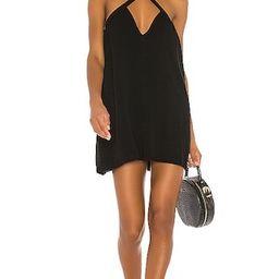 Trina Shift Dress in Black   Revolve Clothing (Global)