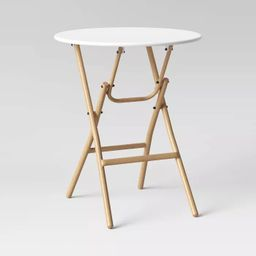 French Cafe Folding Patio Bistro Table - Threshold™   Target